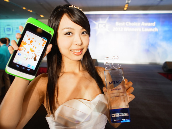 La tablette médicale MioCARE élue tablette de l'année !