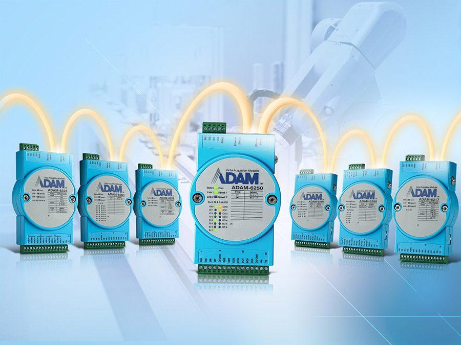 Advantech lance de nouveaux modules intelligents Ethernet E/S