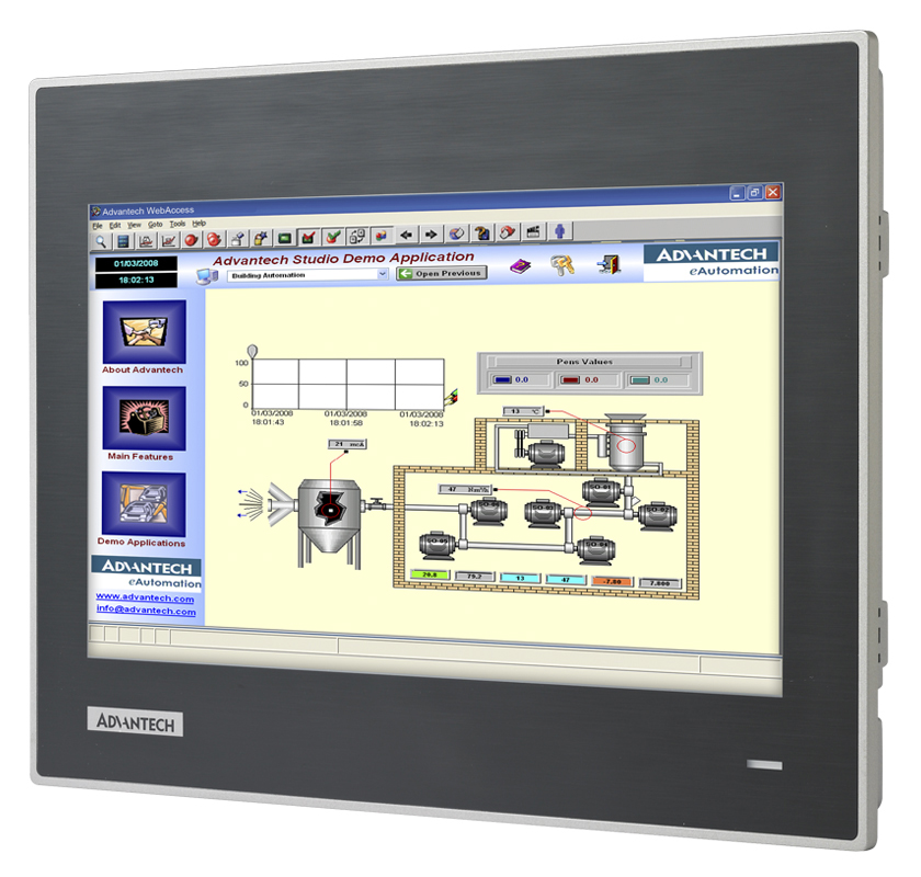 Advantech-WOP-3100T