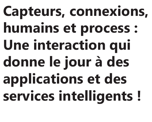Applications et services intelligents