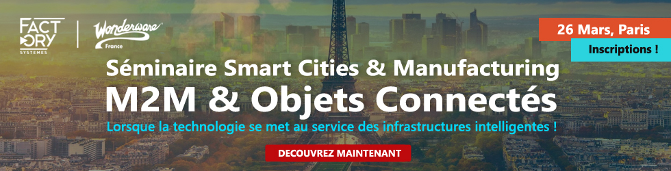 M2M Smart Cities