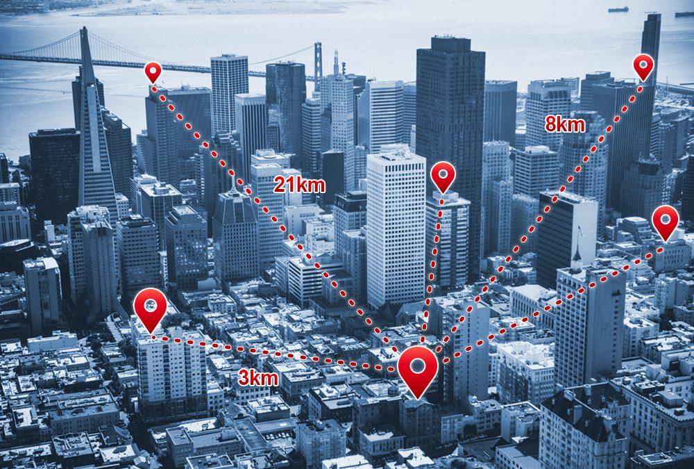 Les villes intelligentes se développent avec le réseau Sigfox et les capteurs Libelium !