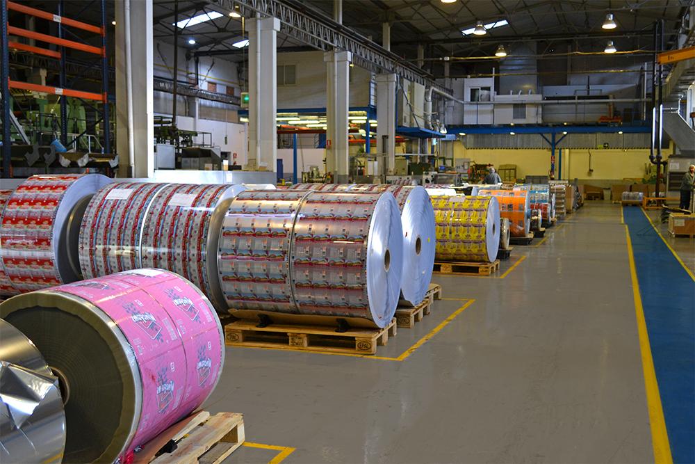 bobines imprimes smart manufacturing