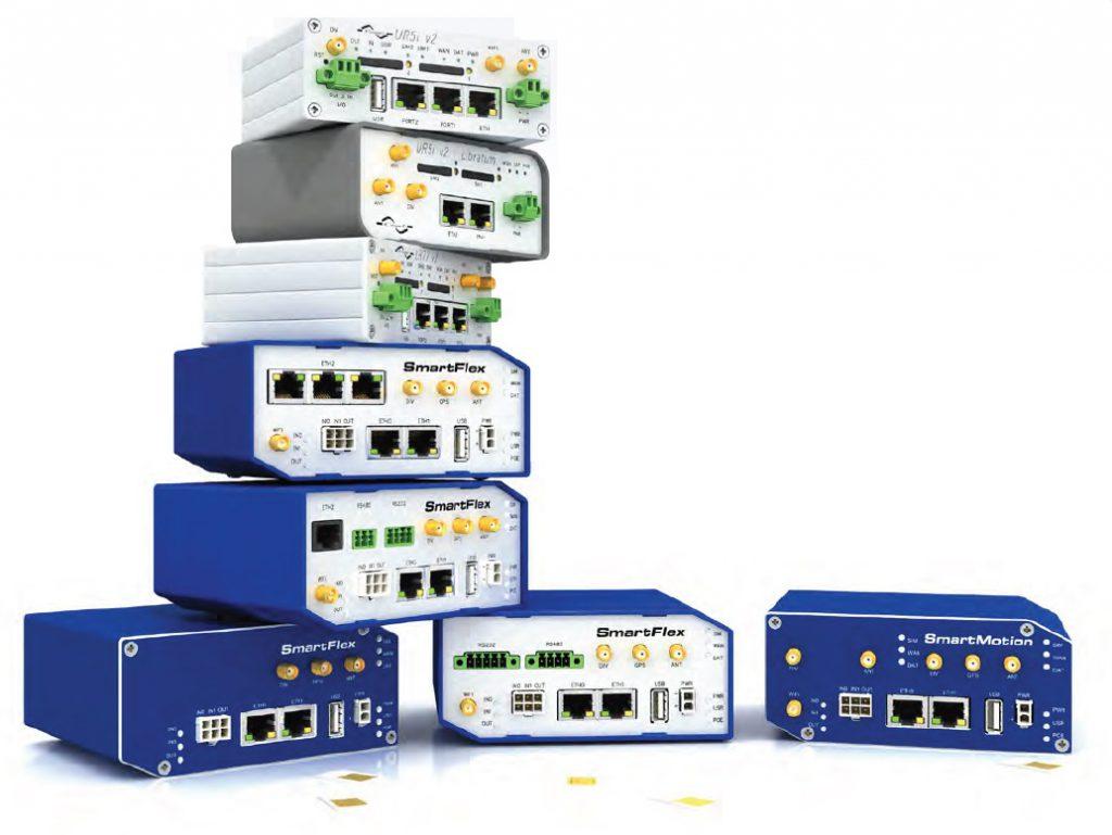 routeur cellulaire adressage IP
