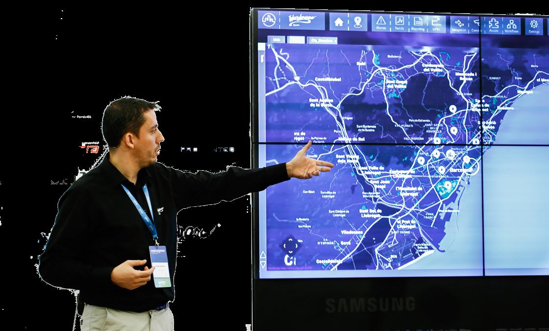 GISize! Le Smart Cities est enfin devenu une réalité !