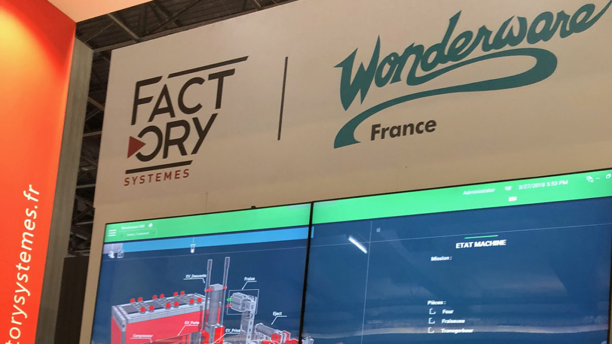 Salon Smart Industries : Entrez dans le Village Partenaires Wonderware Xcellence Opérationnelle (Salon Smart Industries LIVE!)