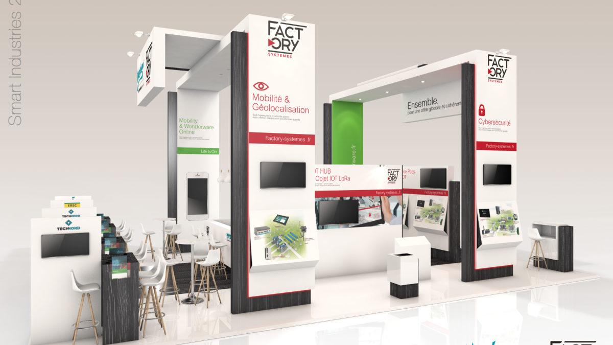 Salon Smart Industries, le RDV (à ne vraiment pas manquer) de l'Industrie du Futur !