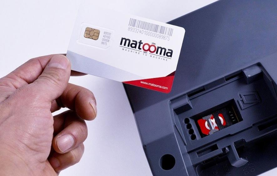 Matooma carte SIM