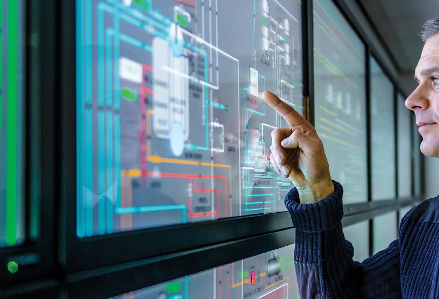 Quelles différences entre la technologie tactile résistif et capacitif projeté ?
