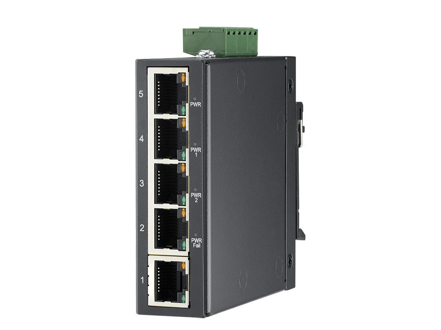 Advantech lance le plus petit commutateur Ethernet du marché avec l'EKI-2525LI