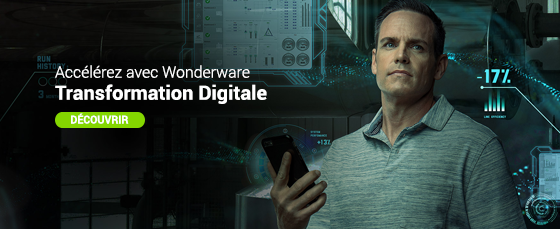 Transformation digitale Wonderware
