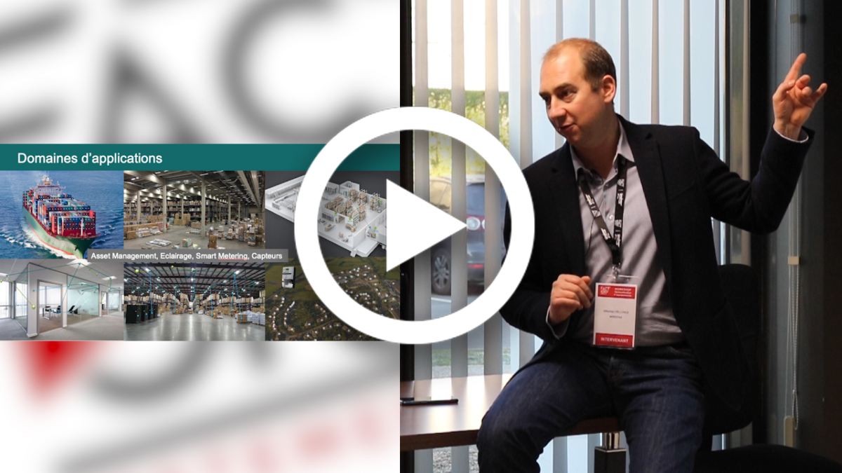 [VIDÉO] Workshop Asset Tracking, revivez l'intervention de Sébastien Pellorce (Wirepas)