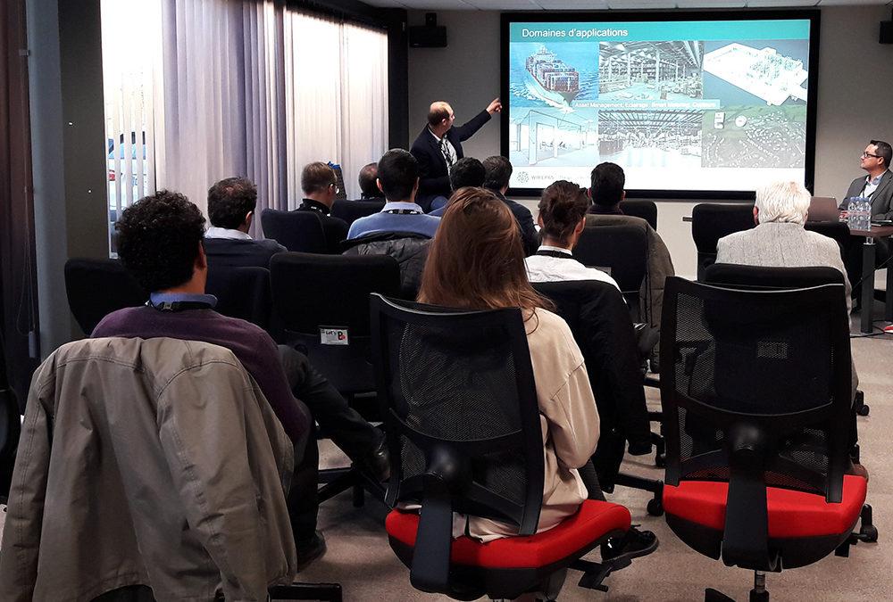 Retour sur le Workshop Asset Tracking du 13/12 : le lancement d'une communauté IOT