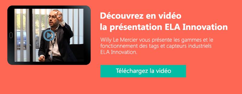 Vidéo ELA Innovation Géolocalisation