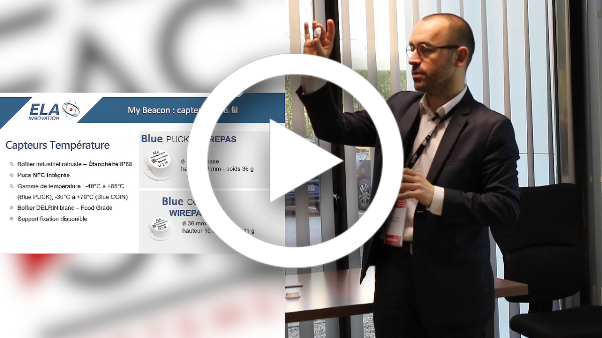 [VIDÉO] Workshop Asset Tracking, revivez l'intervention de Willy Lemercier (ELA Innovation)