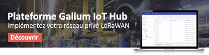 Galium IOT Hub LoRaWAN