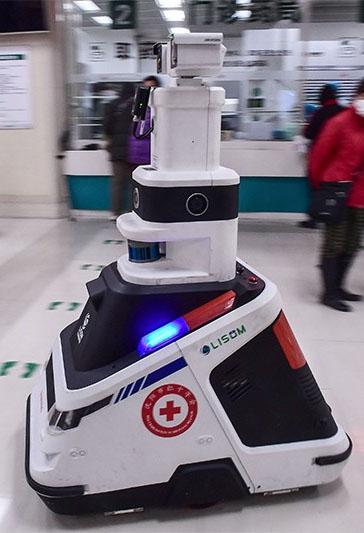 Guangzhou-Gosuncn-Robot-advantech